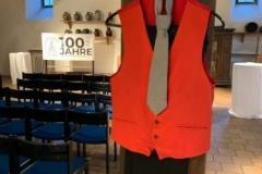 Eine frühere Uniform des Musikvereins Mühlacker