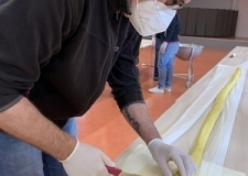 Herstellung der traditionellen Maultaschen