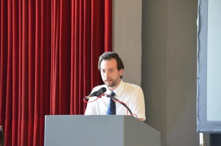 Bericht des Vorstandsvorsitzenden Stefan Bosch