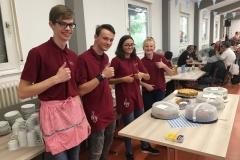 Kuchenverkauf der Jugend des Musikverein Mühlacker