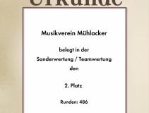 Urkunde Stäffele-Lauf 2021
